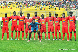 Kotoko made it to the money zone of the Confed Cup after a 5-3 aggregate victory over Coton Sport