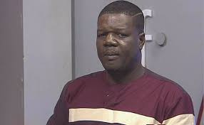 MP for North Dayi,  Rockson-Nelson Dafeamekpor