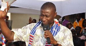 Patrick Boamah MP