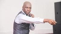 Prophet Kofi Oduro, Founder and leader of Alabaster International Ministry