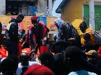 Annual sallah give back program
