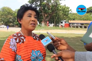 Former First National Vice-Chair of the NDC, Anita Desoso