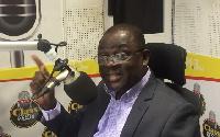 Andrew Awuni, former spokesperson of former President John Agyekum Kufuor