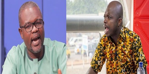 An exchange between Abronye DC and Halidu ended with curses