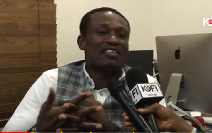 Kissi Agyabeng is lawyer for investigative journalist, Anas Aremeyaw Anas