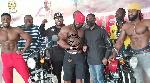 Winners will receive branded Boxers motorbike
