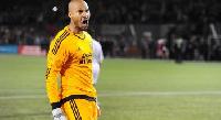 Ghanaian international goalkeeper Adam Kwarasey
