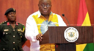 President Akufo-Addo is expected to assume full responsibilities upon arrival