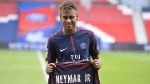 Neymar dos Santos Jnr