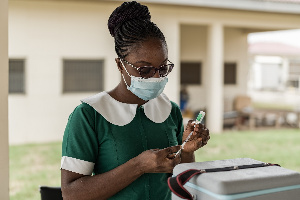 777,750 Ghanaians have been fully vaccinated