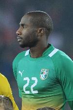 Ivory Coast defender, Sol Bamba