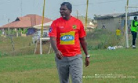 Kotoko coach, Maxwell Konadu