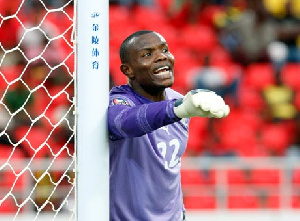 Kingson amassed 90 caps for the Black Stars including the 2006 and 2010 World Cup campaigns