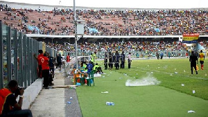 At least 126 lives were lost in the biggest football disaster in African history