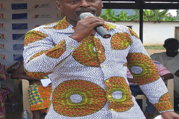 Kwahu West: Over 2,600 farmers benefit from Planting for Food and Job