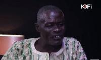Veteran musician Aseibu Amanfi