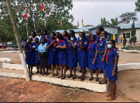 Ghana Girl Guides Association is a 100 years old