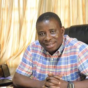 Kofi Anokye,CEO Of Koans Estate