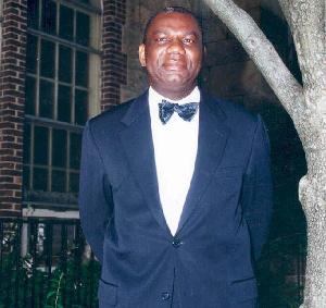 Boakye Agyarko, Ghanaian politician