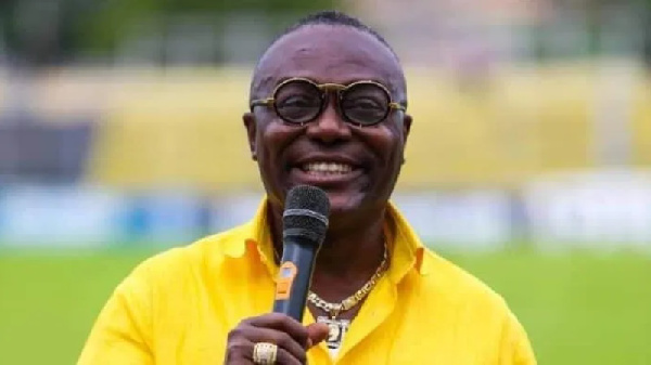 This is jealousy they just want to destroy my name - AshGold President on match fixing charge