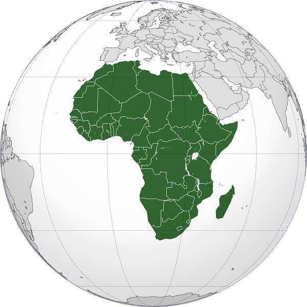 Africa has the youngest population in the world