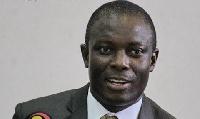 Kwaku Kwarteng, Deputy Minister for Finance