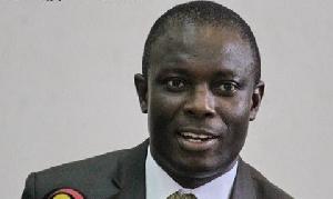 Deputy Finance Minister, Kwaku Kwarteng