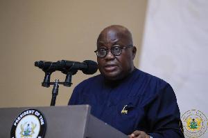 Nana Addo Africa Unity 9th