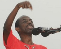 Johnson Aseidu Nketia, NDC General Secretary
