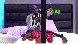 Prophet Dr. Kofi Oduro, Leader of Alabaster International Ministries