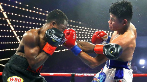 Isaac Dogboe lost to Emanuel Navarrete by unanimous decision