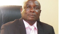 Prof. Lawrence Atepor, Suspended Rector of the Cape Coast Polytechnic