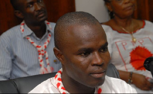 Kofi Asamoah Siaw PPP Advisor