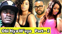 Movie 'Obi Nya Waye' cover