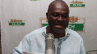 Member of Parliament for Assin Central, Mr. Kennedy Agyapong