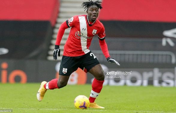 Southampton defender Bednarek discusses his rivalry with Salisu