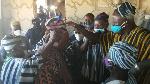 Bolewura confers 'Chief of Truth' title on John Mahama