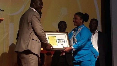 Asante Kotoko handed Fair Play Award at the 2014/2015 MTN FA Cup