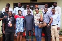AYE holds stakeholder meeting on Youth Enterprise Dev't