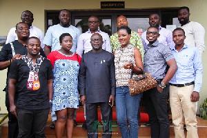 AYE holds stakeholder meeting on Youth Enterprise Dev