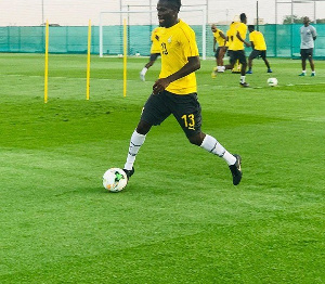 Fatawu was a member of the 29-man provisional squad