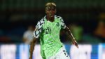 Nigeria forward, Victor Osimhen