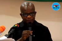 Lecturer, Institute of African Studies, University of Ghana, Dr. Michael Kpessa-Whyte