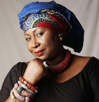 Gifty Anti speaks at the summit tomorrow