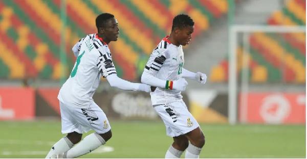 Black Satellites winger Abdul Fatawu eyes Europe move after AFCON U-20 tourney