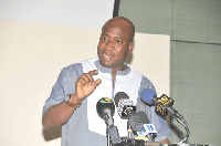 Former Member of Parliament for Nanton Constituency, Ibrahim Mohammed Murtala