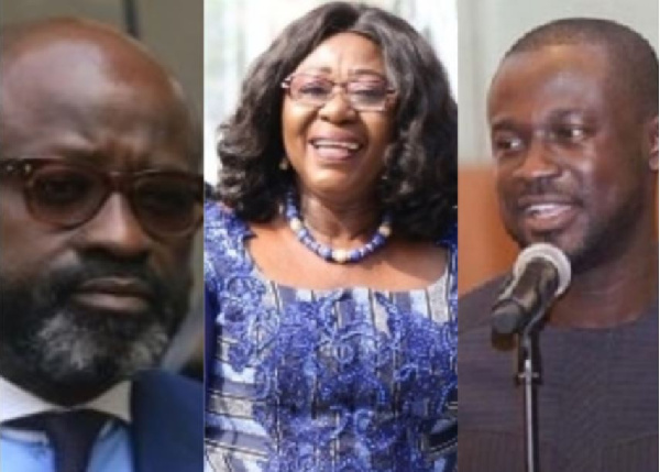 Frema Osei-Opare, Nana Bediatuo Asante, Eugene Arhin, others retained in latest presidential appointments