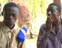 Kwaku Manu and Lilwin
