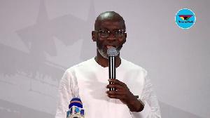 Founder of  Danquah Institute, Gabby Asare Otchere-Darko