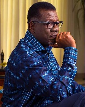 Mensa Otabil, General Overseer of ICGC